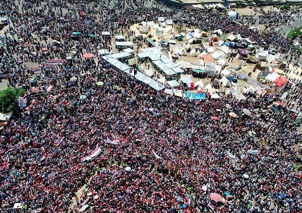 egypt-tahrir-square-record-crowds-protest-mursi-june-2013-muslim-brotherhood