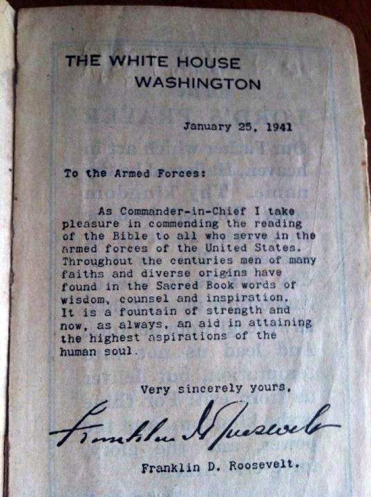 franklin-d-roosevelt-recommends-bible-reading-january-25-1941