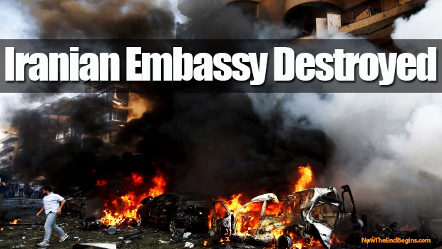 iranian-embassy-destroyed-iran-blames-israel