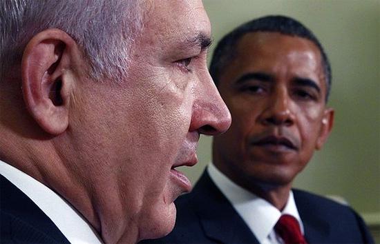 netanyahu-obama-2010