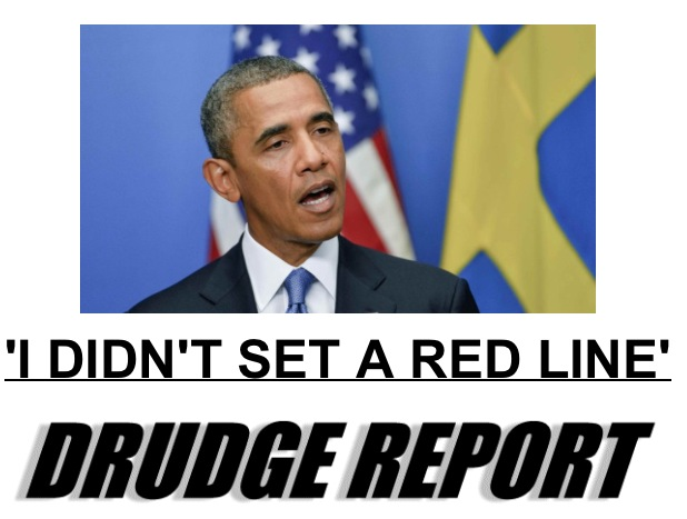 obama-now-denies-he-ever-set-red-line-syria-liberal-doublespeak