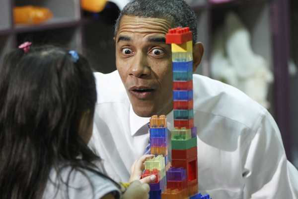 Barack Obama Wants Sex Education For Kindergarten Kids