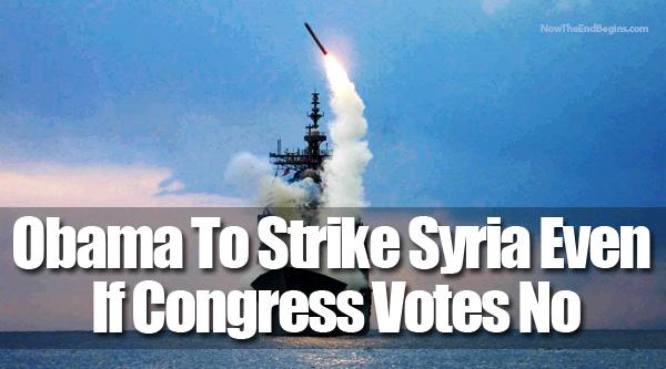 obama-to-strike-syria-even-if-congress-votes-no