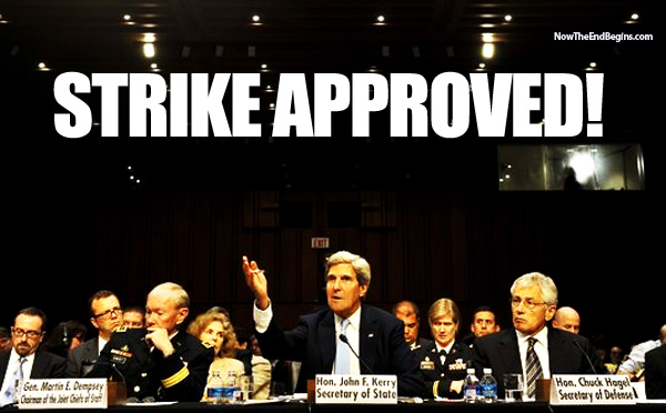senate-approves-strike-on-syria-john-kerry-obama-warmongers