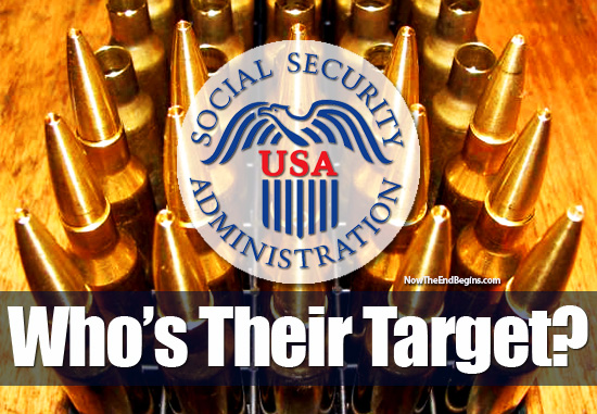 Why would the U.S. government want the SSA to kill 174,000 of our citizens, even during a time of civil unrest?